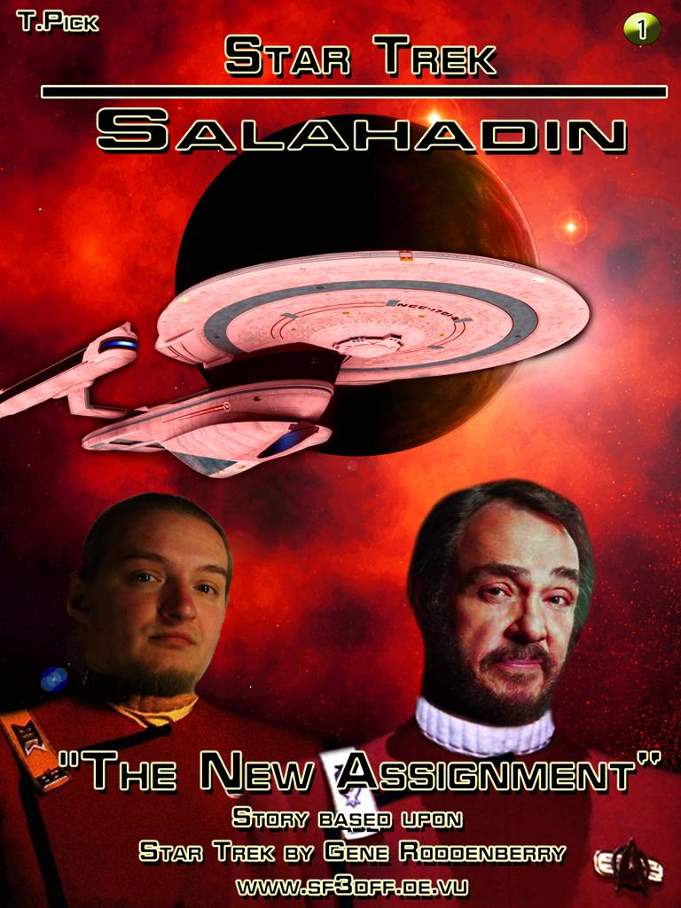 ST: Salahadin / Episode 1 / The new Assignement